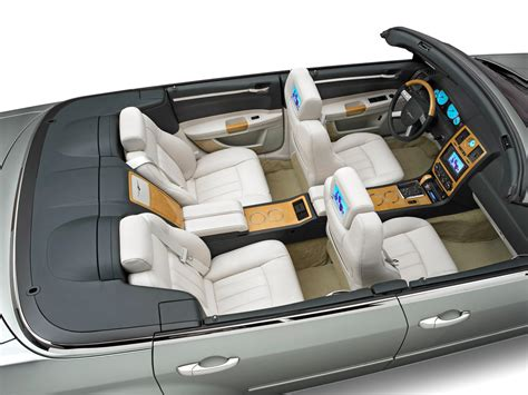 2005 Chrysler 300c Interior by 2005 Asc Helios Based On Chrysler 300c Interior
