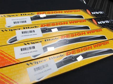 Toyota Vios Limo Bosch Advantage Wiper Blade Antar Cepat nwb uni wiper blade for sale mcf marketplace