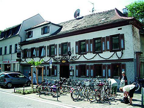 hessen 224 la carte restaurantf 252 hrer gasthaus frankfurter