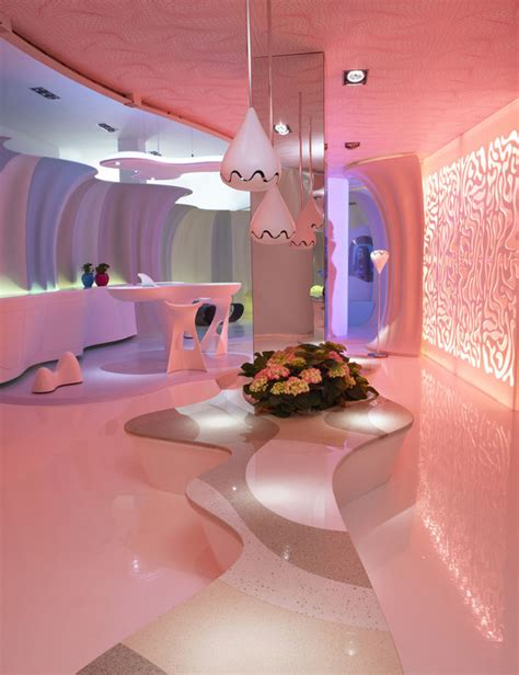 Corian Interior Design Smart Ologic Corian 174 Living By Karim Rashid