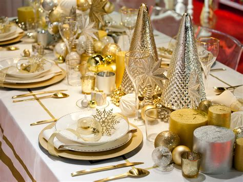 opulencia ingles mesas vestidas de fiesta nuevo estilo