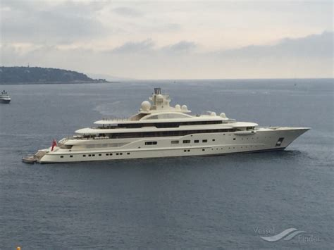 yacht ona ona yacht details and current position imo 9526758