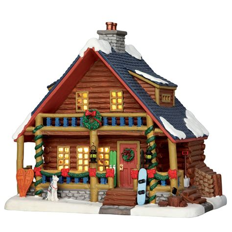 lemax christmas collection lemax collection building s cabin