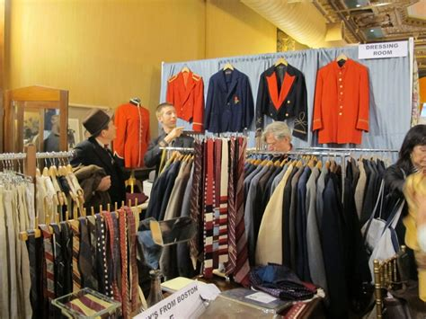 annual gentleman s vintage clothing show takes nyc