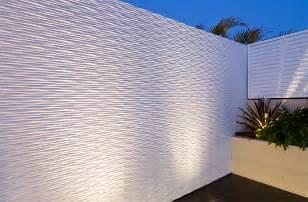 ripples outdoor panels 3d wall panels