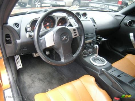 350z Custom Interior by 2004 Nissan 350z Touring Coupe Interior Photo 54261179