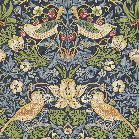 Arts And Crafts Wall Paper - best 25 william morris wallpaper ideas on