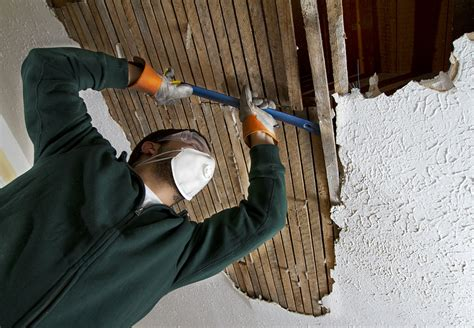 how to test popcorn ceiling for asbestos asbestos testing