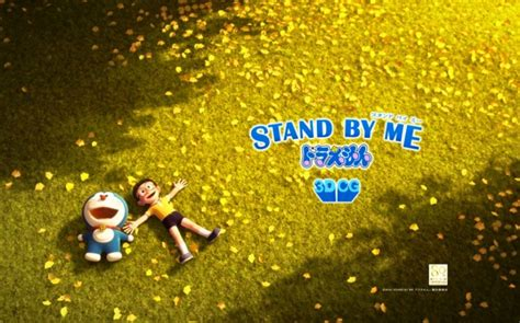 film doraemon stand by me tayang di indonesia jadwal tayang film doraemon stand by me di indonesia