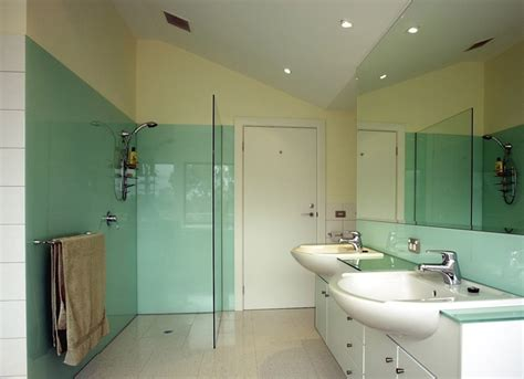 bathroom sales northern ireland bathroom glass painted glass wall cladding and coloured splashback with shower