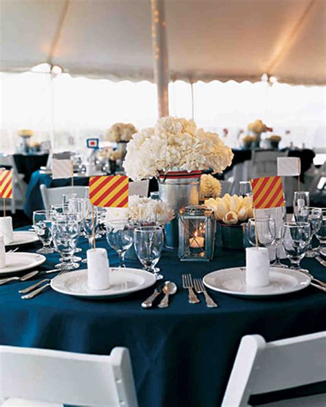 ideas cobalt blue wedding centerpieces inexpensive