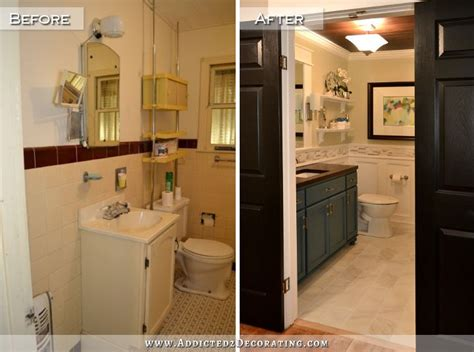 bathroom remodeling ideas before and after living in a fixer upper money pit is it worth it