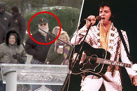 Like Like Bloated Is Now The Of Elvis by Elvis Alive Birthday Sighting Sparks Theory King