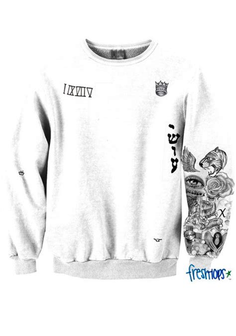 justin bieber tattoo shirt sweater fresh tops justin bieber black and