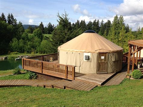 images of a yurt couples yurt rental in vancouver island