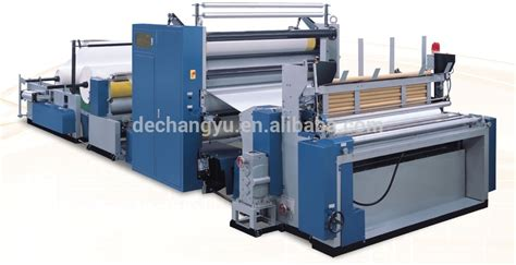 Small Paper Machine - processing type small scale toilet paper machine