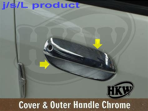 Cover Outer Handle Ertiga 2010 Chrome 01 26 16 pinassotte