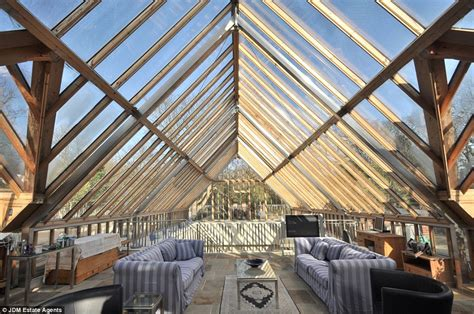 Homes With Two Master Bedrooms london s the glass house home goes on the market for 163