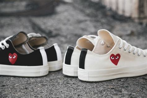 Converse Ct 70s High Cdg modern notoriety daily sneaker news and release dates