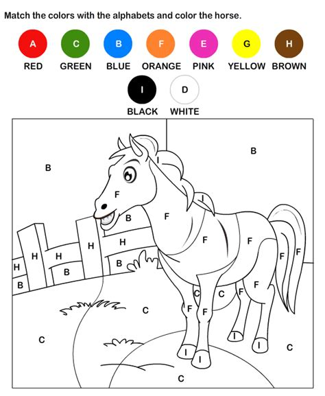 color by letter worksheets practice alphabet worksheets for free printable