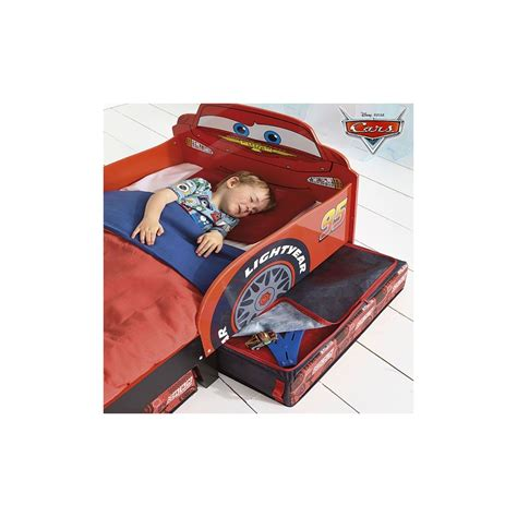 Lit Enfants Cars by Lit Enfant Disney Achat Lit Enfant Cars Avec Rangements