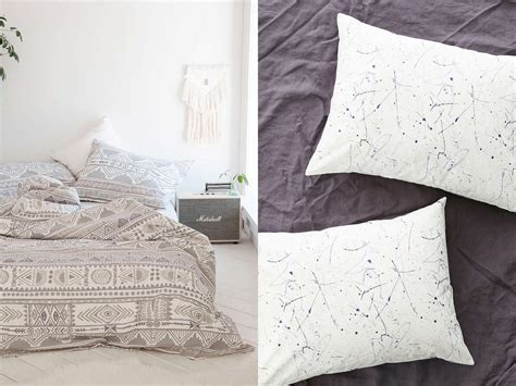 urban upholstery bedroom urban outfitters bedding black and white deck