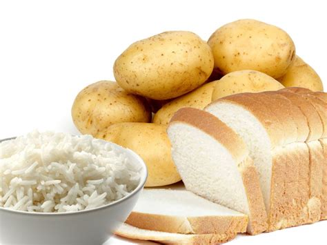 carbohydrates starch starch and fibroids