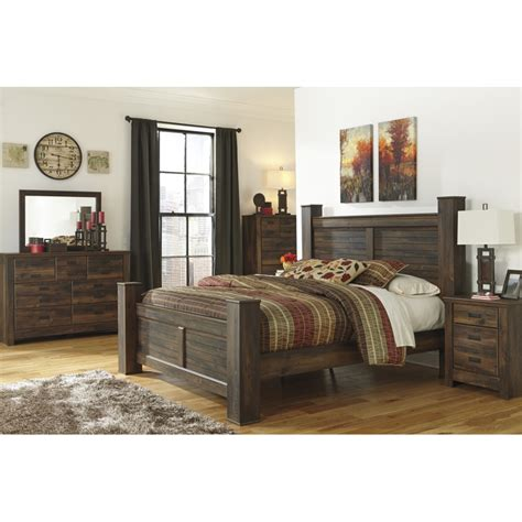 4 Bedroom Set by Quinden 4pc Bedroom Set