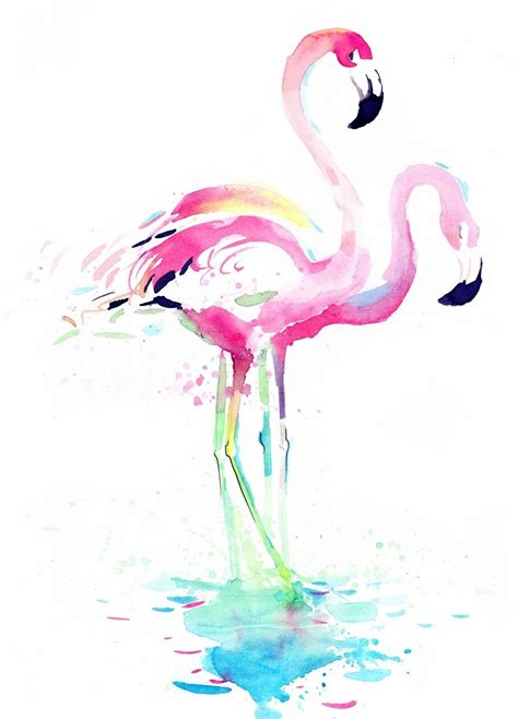 Flamingo Kanvas by Flamingo Paintings Canvas Www Imgkid The Image Kid
