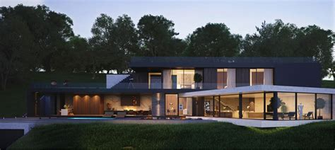 Modern Home | modern home exteriors with stunning outdoor spaces