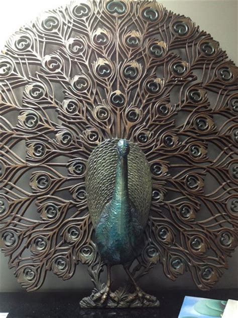 17 best images about peacock screens on