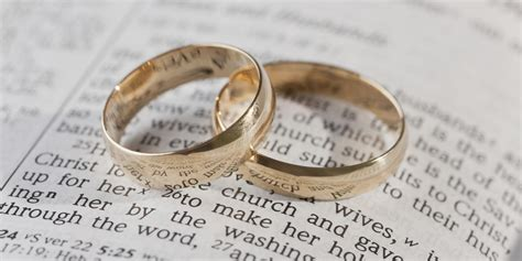 Wedding Bible India by When Did Biblical Marriage Get To Be A Thing Huffpost