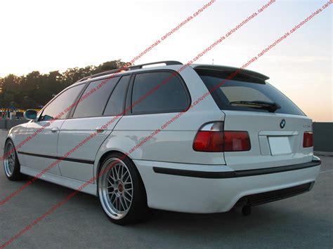M Tech Net View pin bmw e39 wagon touring m tech rear bumper cp