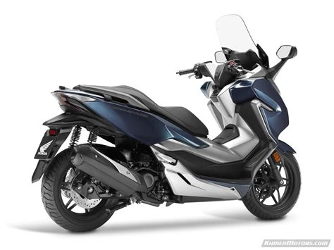 Pcx 2018 Price In Cambodia by 2018 Honda Forza 300 Khmer Motors