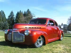 1941 chevrolet business coupe for sale classic car ad