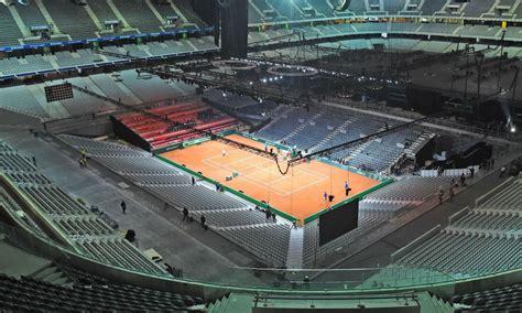 places tennis coupe davis lille serbie infos et