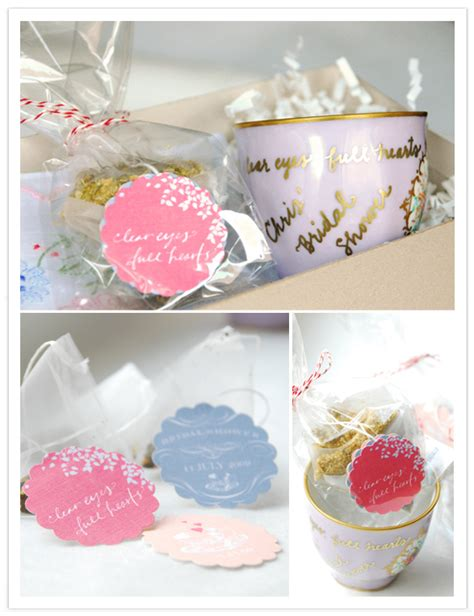 Handmade Bridal Shower Favors - diy bridal shower favor by 78 paperfinger diy