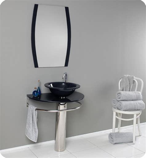 purple bathroom vanity fresca fvn1066 scoperto modern dark purple glass bathroom vanity with mirror