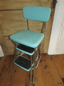 Vintage Cosco Step Stool Chair » Home Design