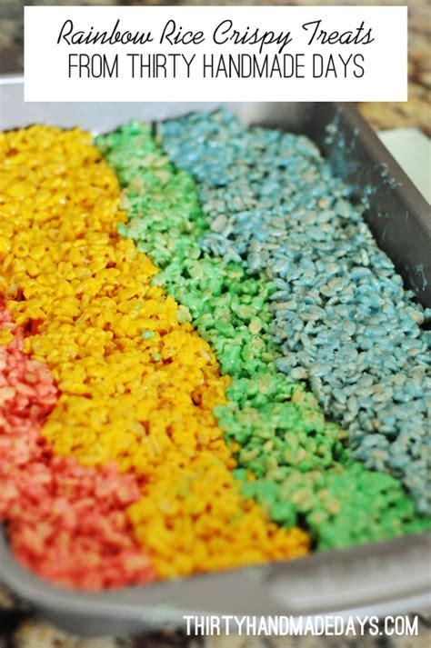 colored rice krispie treats how do you make colored rice krispie treats