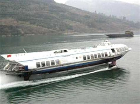 hydrofoil boat russia russian hydrofoil passing by youtube