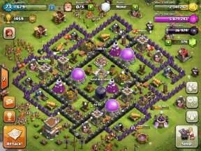 Clash of clans best defense town hall 8 farming town hall 8 farming