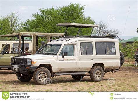 safari land cruiser african safari editorial image image of wildlife safari