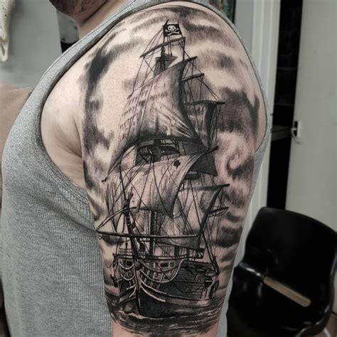 ship tattoo designs tattoo collections