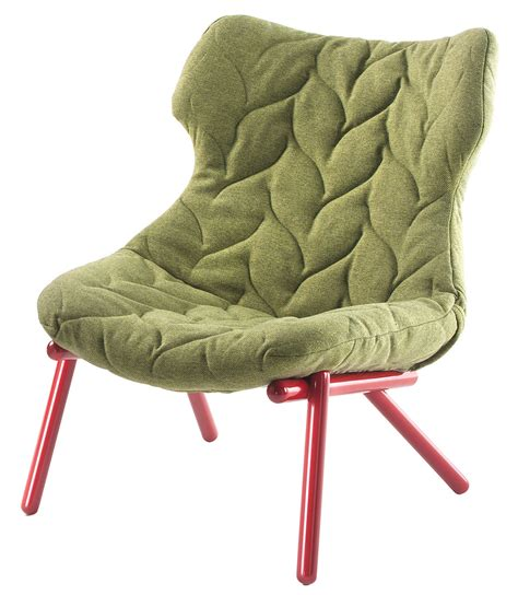 fauteuil kartel fauteuil rembourr 233 foliage vert pi 232 tement kartell