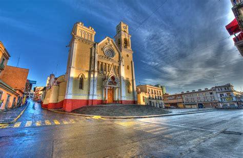imagenes antiguas de xalapa la catedral metropolitana la iglesia de una sola torre