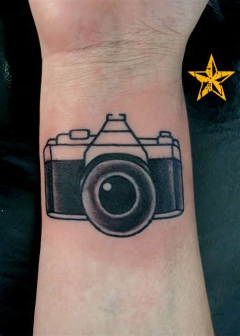 camera tattoo designs sleeve ideas and sleeve