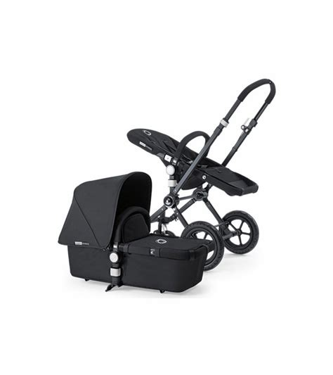 bugaboo cameleon gestell bugaboo cameleon limited edition all black