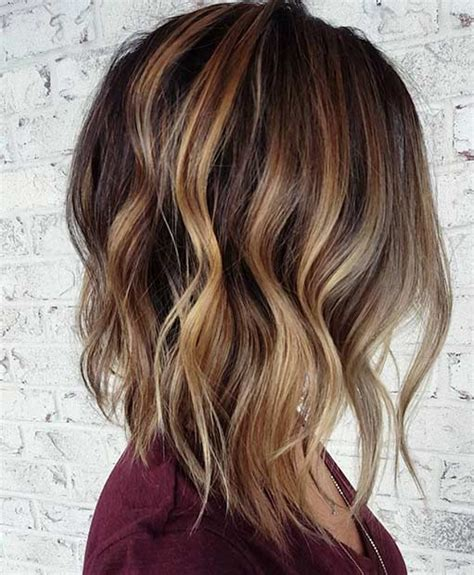 short dark hair balayage lob newhairstylesformen2014 com 31 cool balayage ideas for short hair page 3 of 3 stayglam