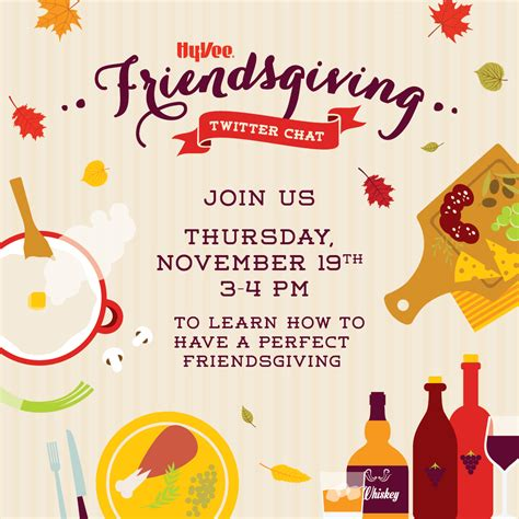 Friendsgiving 2015 Friendsgiving Invitation Free Template